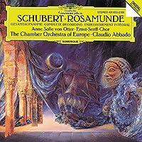 Schubert: Music for Rosamunde by Anne Sofie von Otter [Mezzo-Soprano] (1991-06-14)
