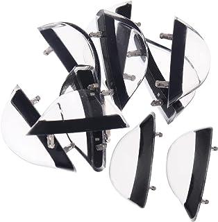 Healifty 10 par zatyczek do okularów do nosa miękkie antypoślizgowe okulary z komorą powietrzną zestaw naprawczy do okular...