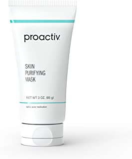Proactiv Skin Purifying Acne Face Mask And Acne Spot Treatment - Detoxifying Facial Mask With 6% Sulfur 3 oz. 90 Day Supply