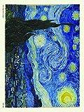 onthewall Noche Estrellada de Van Gogh Póster (30x 40cm impresión