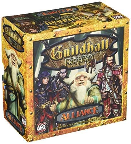 Alderac Entertainment ALD05852 Kartenspiel Guild Hall: Fantasy Alliance
