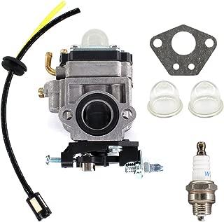 USPEEDA Carburetor Gasket for 43cc 49cc 2 Stroke Bike Super Razorback Boreem Tanaka PaveRacer TPK-400GS X-Treme XG-470 XG-499 XG-505 XG-550