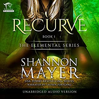 Recurve cover art