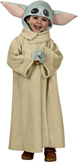 Rubie's Kids' Star Wars The Mandalorian The Child Costume, As Shown, X-Small
