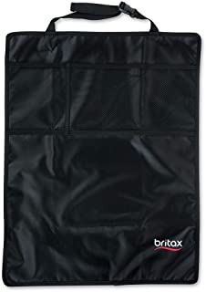 Britax 2 Pack Kick Mats, Black