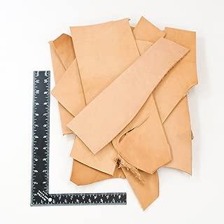 2 LB Leather Scrap Bags (Heavyweight Veg Tan)