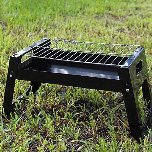 61nazgiX9nL. SL500  - QAZW Grill-Klappgrill Tragbare Camping-Installation im Freien Einfacher quadratischer Einweggrill für Outdoor-Aktivitäten Grillzubehör