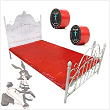 tyufgt6u 2 Stks Bandage Elektrostatische Tape en 1* Waterdichte Yoga Matras Set Paar Speelgoed Terug Pols Connect Slaapkam...