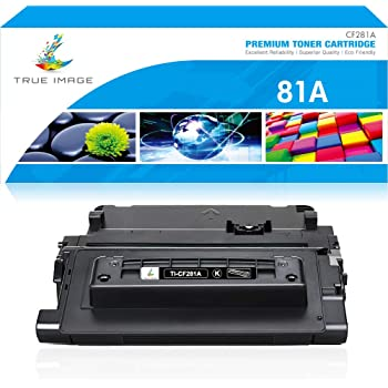 2 PK CF281A 81A Laser Toner Cartridge For HP Enterprise M604 M605 M606 M630 MFP