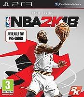 NBA 2K18 PS3 Game