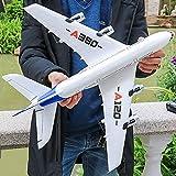 3 canaux télécommande avion for les garçons 2.4G extérieur radio de contrôle Planeur Avions RC passagers aériens Jouets avion Construit en 6 système Axis Gyro super facile à Fly for les débutants et l