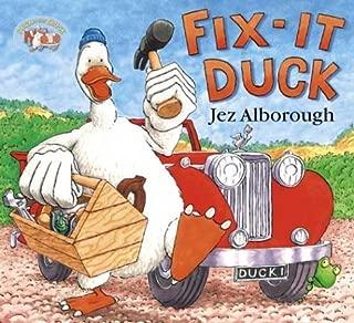 Fix-It Duck by Jez Alborough (3-Sep-2001) Hardcover