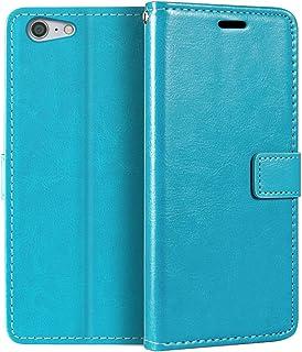 ZTE Blade V770 plånboksfodral, premium PU-läder magnetiskt flip fodral med korthållare och ställ för ZTE Blade V770