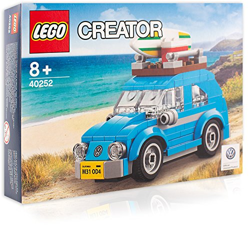 LEGO Creator VW Käfer Konstruktionsspielzeug, blau