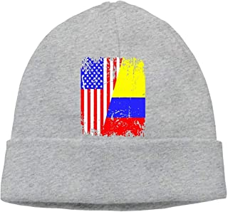 H.D. Beanies Hat H.D. Gorros Sombrero-Unisex Raíces Colombianas ...