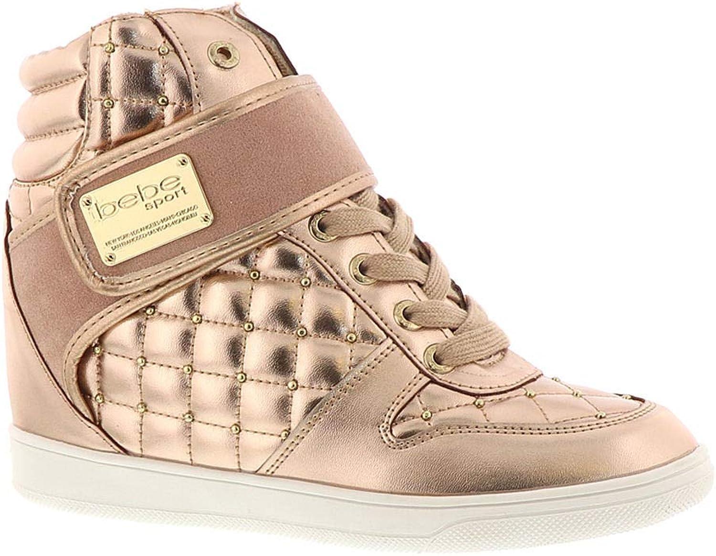 Bebe Womens Cadyna Wedge Sandal
