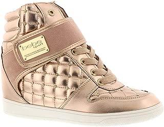 bebe Women's Cadyna Wedge Sandal