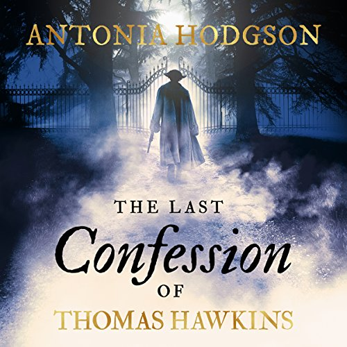 The Last Confession of Thomas Hawkins audiobook cover art