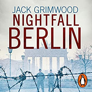 Nightfall Berlin                   By:                                                                                                                                 Jack Grimwood                               Narrated by:                                                                                                                                 Daniel Weyman                      Length: 11 hrs and 8 mins     56 ratings     Overall 4.3
