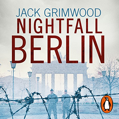 Couverture de Nightfall Berlin
