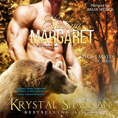 Saving Margaret cover art