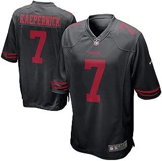 Nike Colin Kaepernick San Francisco 49ers NFL Infants Black Alternate On-Field Game Day Jersey