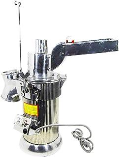 Continu automatique Marteau Mill Grinder Pulverizer machine 20kg par heure 110V ou 220V, Acier inoxydable, s, 110V