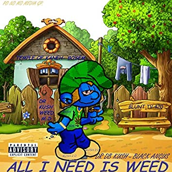 All I Need Is Weed (feat. Black Angus)