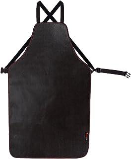 Delantal para soldador de alta protección (EN ISO 9185 / EN ISO 11611)
