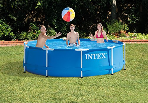 Key Features of the Intex 10 X 30 Metal Frame Pool