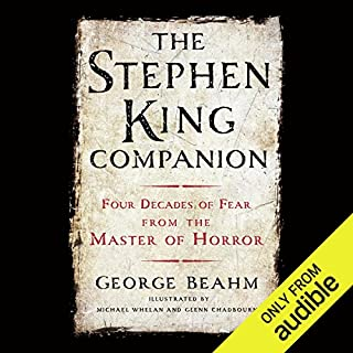 The Stephen King Companion cover art