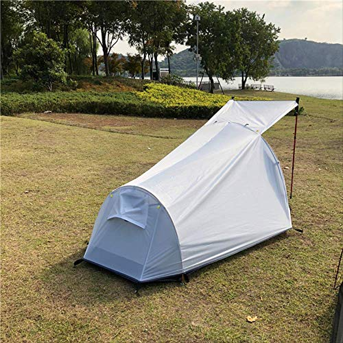 BAJIE tent Single Person Swag Tent, Personal Bivy Tent.Czx-300 Lightweight Backpacking Tunnel Tent For Camping Hiking Trekking