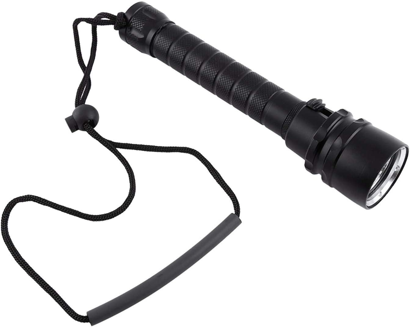 Moh Diving trend rank Torch Flashlight Dive Hand free shipping Strap with
