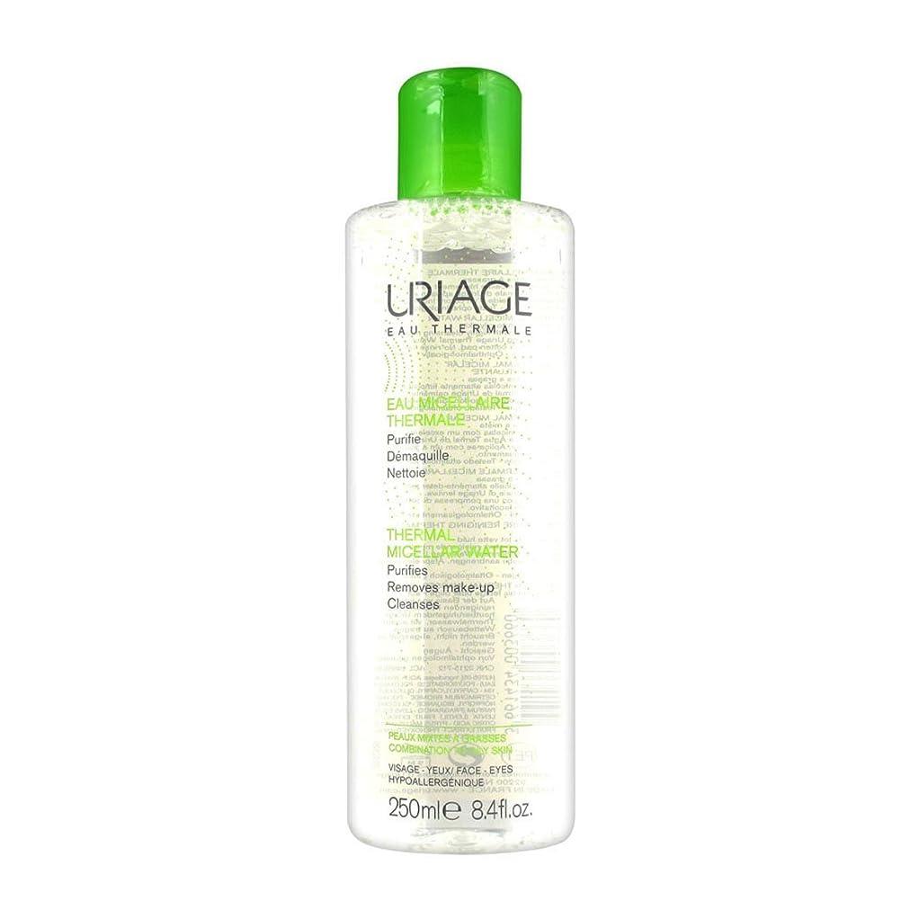 タイトルにおいブラシUriage Thermal Micellar Water Combination To Oily Skin 250ml [並行輸入品]