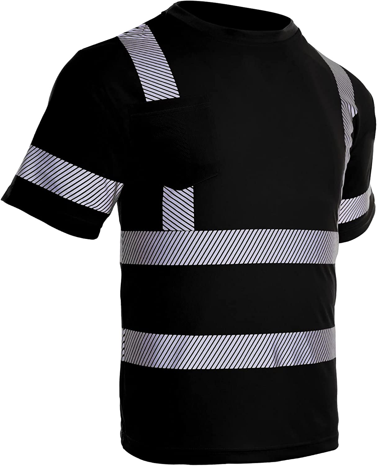 BLKNIGHTS High Visibility Reflective Safety ANSI Excellent for Lowest price challenge Shirt Men C