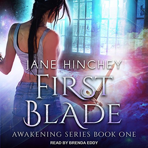 First Blade audiobook cover art