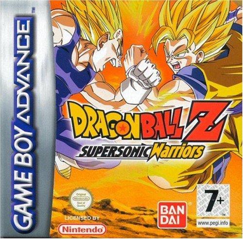 Dragon Ball Z ~ Supersonic Warriors ~
