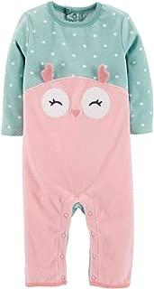 pink owl jumpsuit