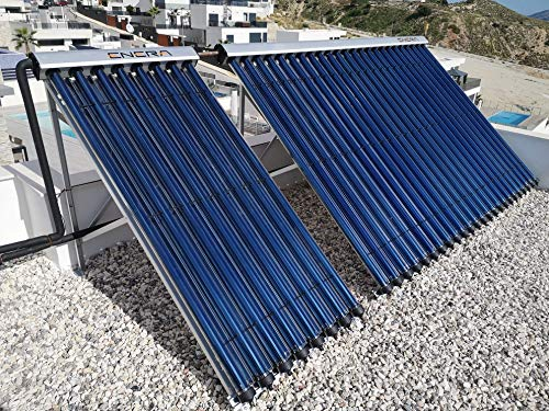 ENERA Captador Solar (Termosifon) (24 Tubos de vacio (2943 W))