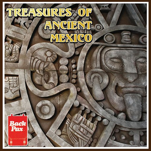 Treasures of Ancient Mexico audiobook cover art
