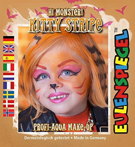 - Kitty Cat Make Up Für Halloween