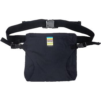 日本エイテックス キャリフリー チェアベルトポケット 収納ポケット付きチェアベルト 【日本正規品】 ブラック 01-110