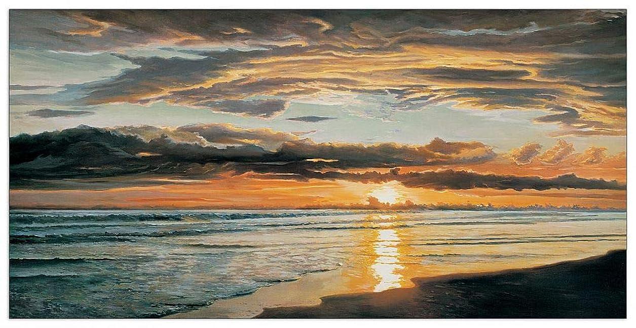 Artopweb TW22043 Decorative Panel 39.5x19.5 Inch Multicolored hck87390677