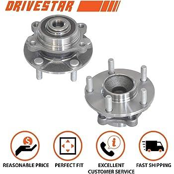 AWD Only DRIVESTAR 513311 Front Wheel Hub Bearing Driver//Passenger Side for Infiniti G35X 2004 05 06 AWD