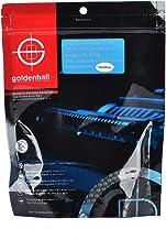 GoldenBall 0. 40g Biodegradable Airsoft BBS - 1000rd Bag - Black