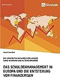 Das Schuldenmanagement in Europa und die Entstehung von Finanzkrisen. Die konkreten Gefahren f�r unsere Euro-W�hrung und Altersvorsorge