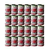 イタリア産 完熟 トマト缶 カットトマト 【24缶セット】キャンセル・返品不可