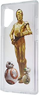 OtterBox Star Wars Symmetry Case for Samsung Galaxy (Note10+) - (C-3PO and BB-8)