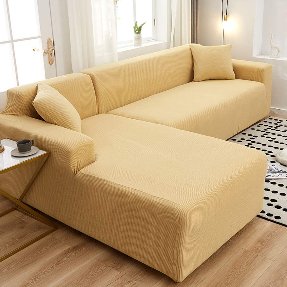 Very popular! Diumy 1-Piece Stretch Sofa Cover Couch Unive Trust Plush Elastic