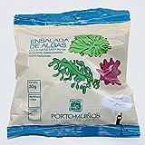 Porto Muñios - Insalata di Alghe - Alghe Disidratate da Produzione Biologica - 50 Grammi